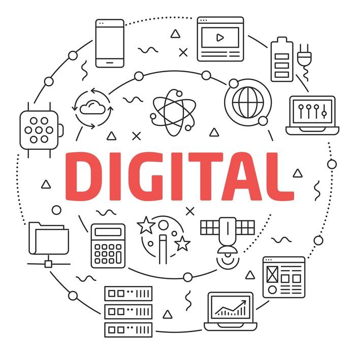 Go Digital or Go Home